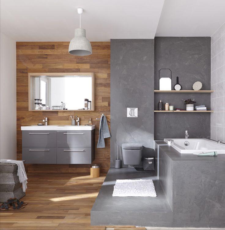 les 285 meilleures images du tableau salle de bains sur pinterest. Black Bedroom Furniture Sets. Home Design Ideas