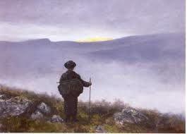 Theodor Kittelsen, Soria Moria slott, år 1900, oljemaleri