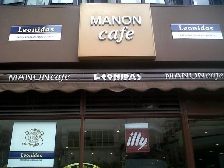 Manon Cafe