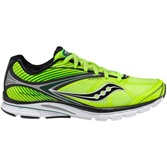 Fave running sneaks!!  The all new Kinvara 4 has arrived.  Shop all 12 colors for both men and women at saucony.com.