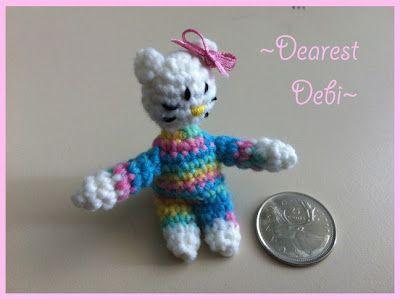 Amigurumi Kitty Mini : 20 best images about HelloKitty on Pinterest Hello kitty ...