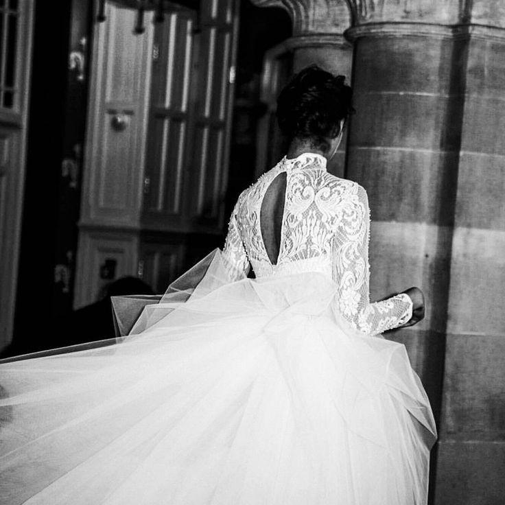 Ersa Atelier wedding dress.
