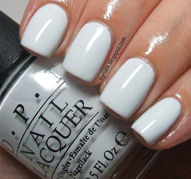 Ice Queen's Nail Parlour OPI My Boyfriend Scales Walls ...