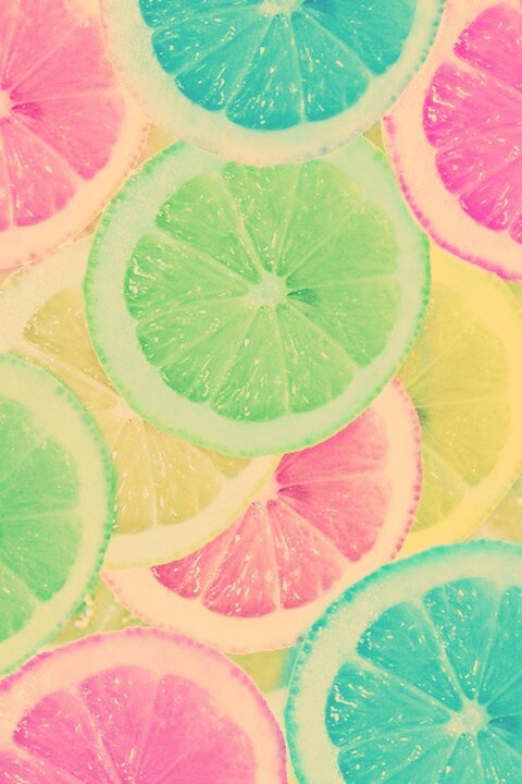 Cool Colorful Wallpapers Similar To Iphone X Colorful Lemons Phone Backgrounds In 2019 Bright
