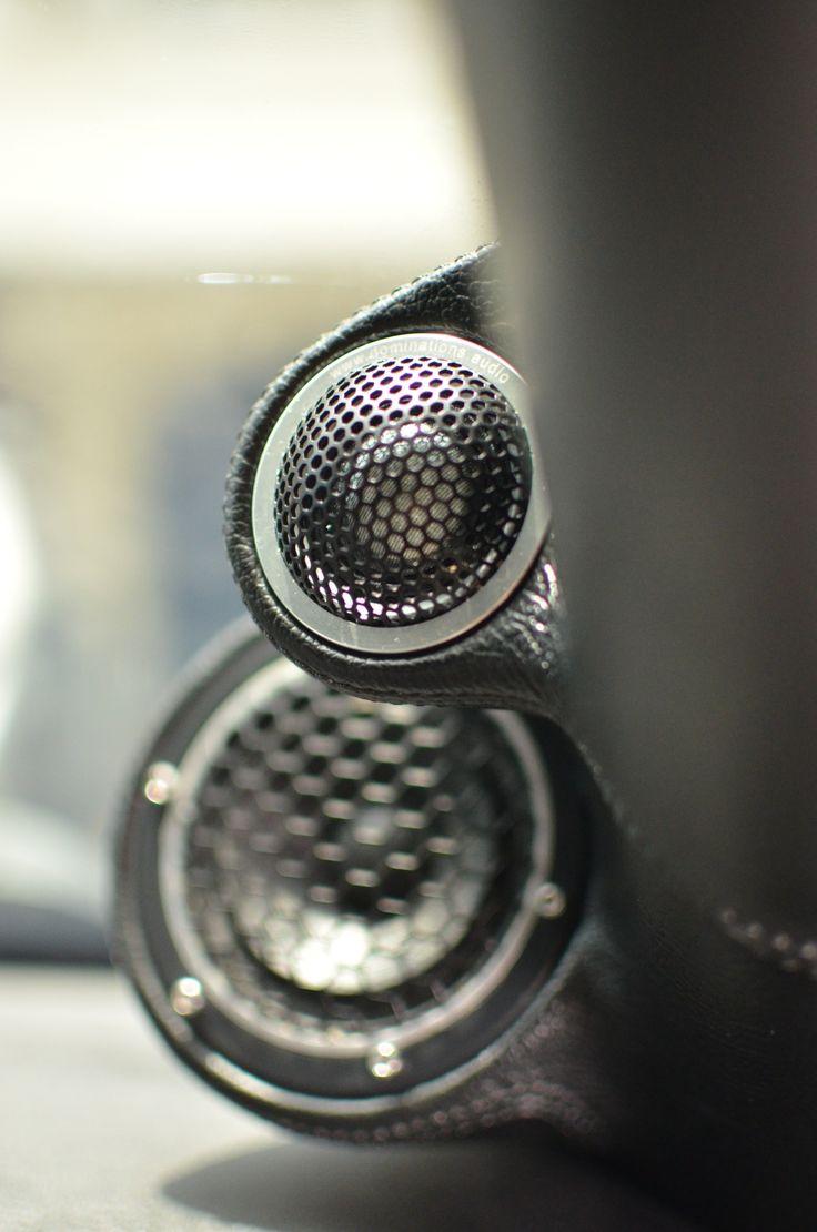 #CartensAudio 3Ways Speaker A Pillars