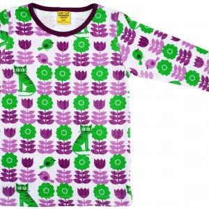 T-shirt fra DUNS - Økologisk børnetøj
