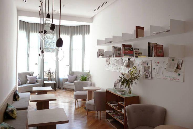 Mi casa es su casa: Assumpta Baldó's is a home away from home in the heart of bustling Barcelona...