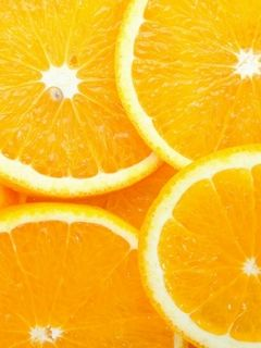 Awesome Oranges Wallpaper - Mobile Fun Awesome Oranges Wallpaper - Mobile Fun