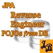Tutorial explains how to Reverse Engineer JPA POJO entities from database tables. It shows an example of reverse engineering from MYSQL tables using JBossTools Eclipse Plugin.