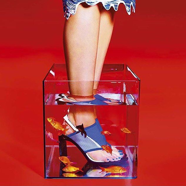 One more for the #shoesday books from @beyondthemag
