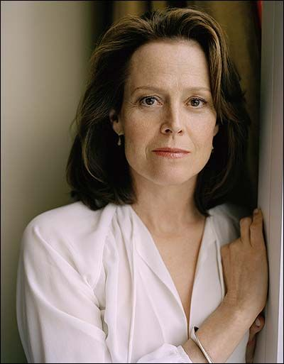 DREAM CASTING: Sigourney Weaver as Pres. Coin