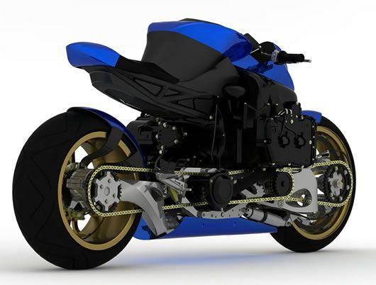 Kickboxer AWD diesel concept by Ian McElroy: Bykes Motorcycles, Rare Motorcycles, Kickboxer Concept, 2X2 Motorcycles, Design Motorcycle, Concept Motorcycles, Kickboxer Diesel, Concept Cars