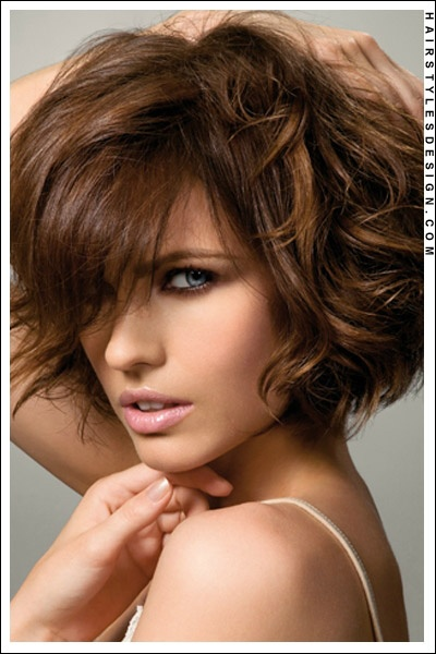 Big Hairstyles 123 Best Short Big Hair Images On Pinterest  Hair Cut Hairstyle