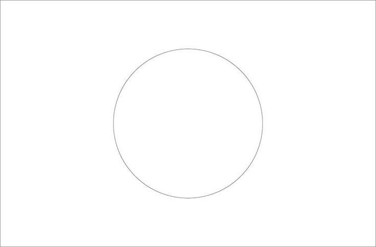 Drapreau : Drapeau du Japon à colorier : 0