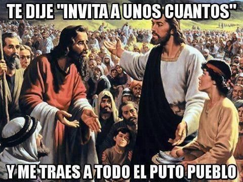 Joder Judas...