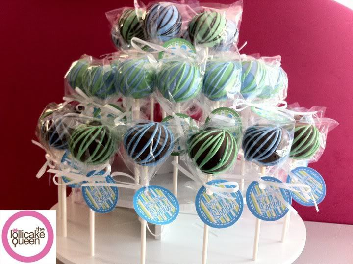 How to display Cake Pops like a Pro: Round Cake Pop Stand: http://www.thesmartbaker.com/products/3-Tier-Square-Cake-Pop-Stand.html