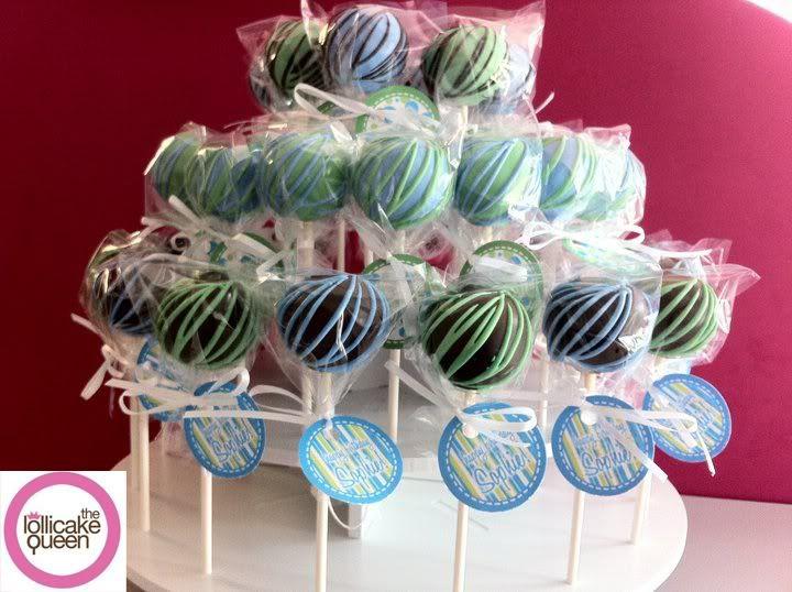 Cake Pop Stand Spotlight