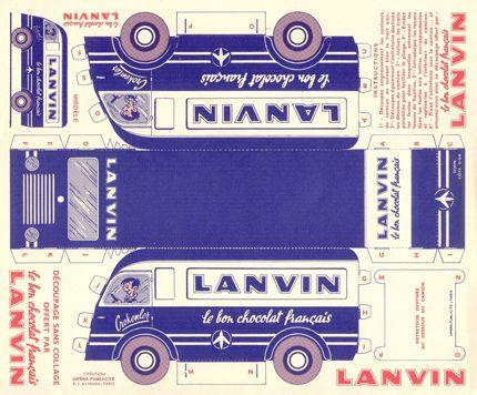 :: Lanvin Chocolat ::