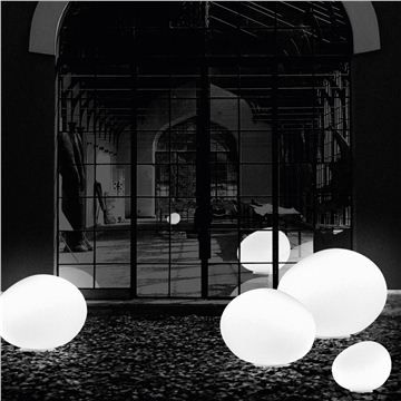 Foscarini Gregg Outdoor Floor Lamp - Style # 21802310, Modern and contemporary outdoor lighting at SWITCHmodern.com