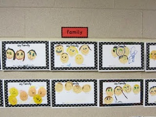 cute idea for family unit