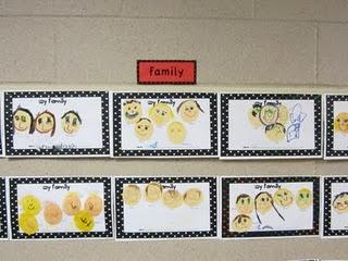 cute idea for family unit