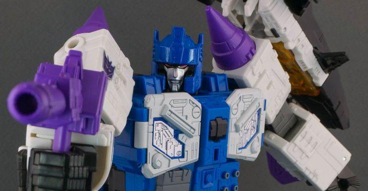 Transformers Titans Return Leader Decepticon Overlord! | Serpentor's Lair
