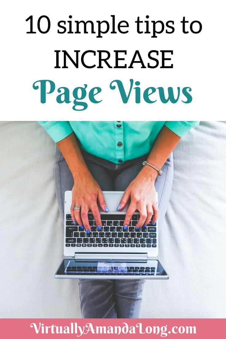 Increase page Views with Simple Blog Changes