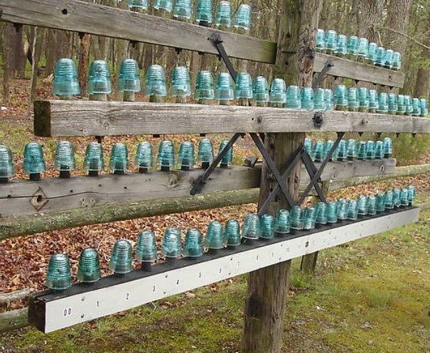149 best insulators upcycled repurposed reused for Glass telephone pole insulators