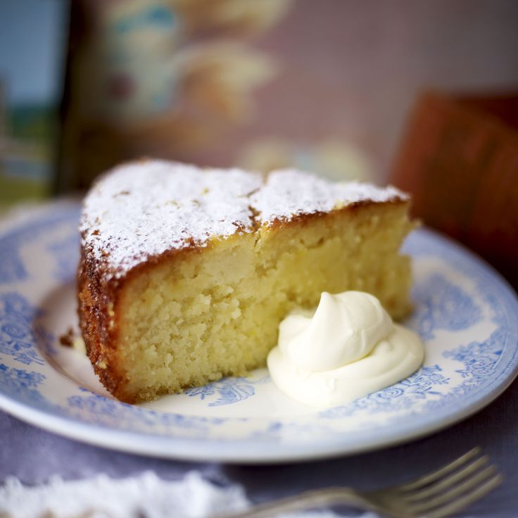 A gluten-free cake recipe with mashed potato! Trust us, it's delicious!