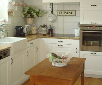 French Provincial kitchens - diy australia
