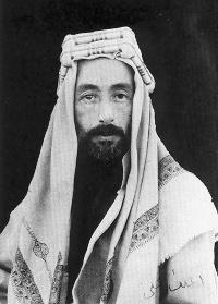 Abdullah Ibn Hussein (1882 - 1951), King of Jordan from 1946 to 1951