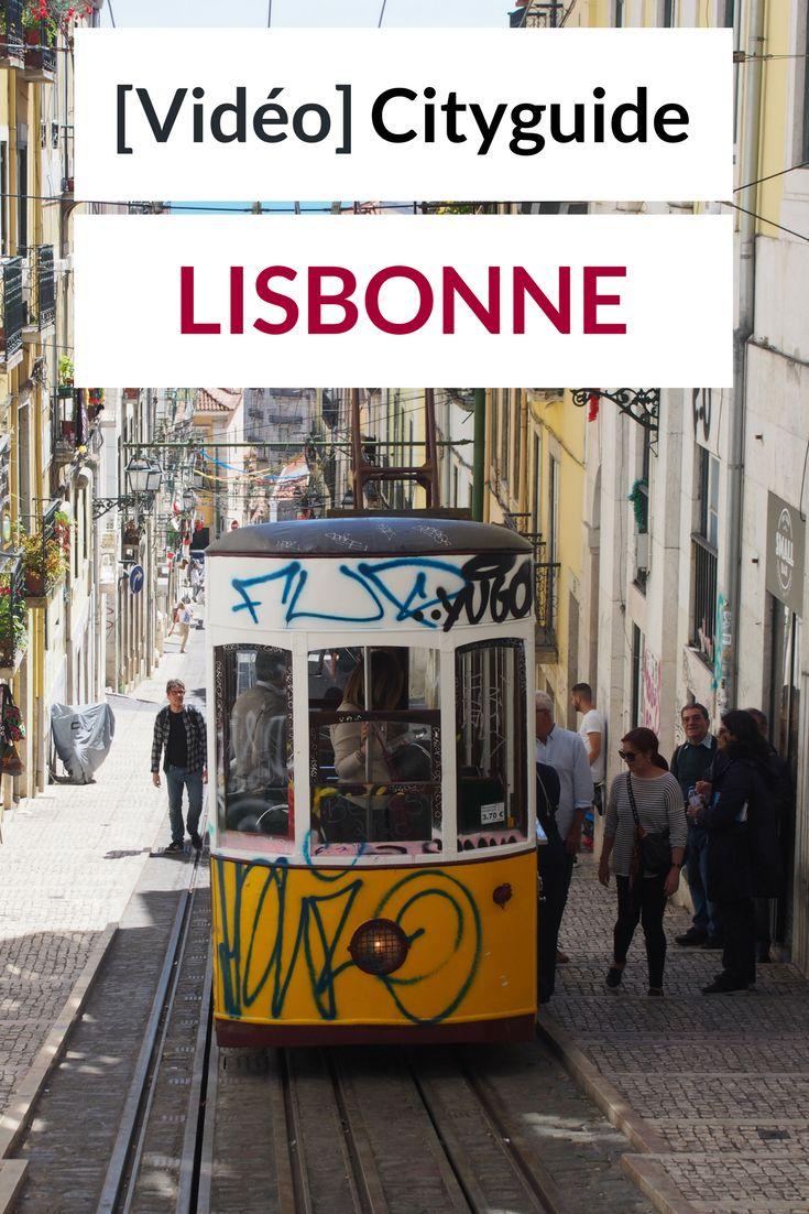 Découvrez la capitale portugaise en 5 minutes en images! Dans cette vidéo je vous montre tous les lieux à visiter pour un parfait citytrip de 3 jours à Lisbonne au Portugal!