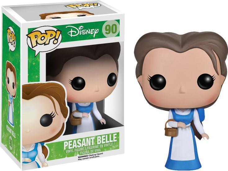Beauty and the Beast - Peasant Belle Pop! Vinyl Figure