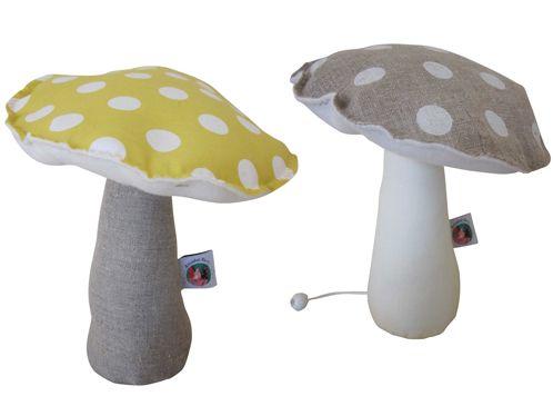 musical mushrooms