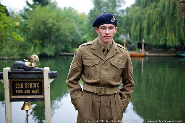 Unit stills on John Boorman's Queen & Country feature film