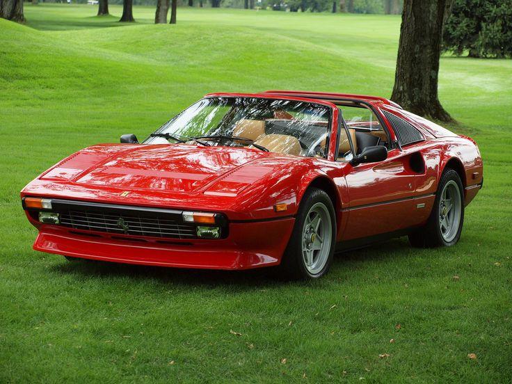 #Ferrari 308 GTS Magnum PI #TVCar