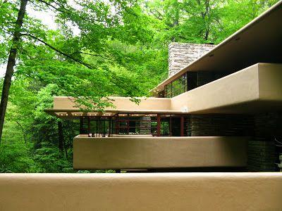 fallingwater house VII