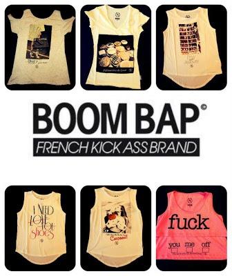 Διαγωνισμός στο facebook με δώρο ένα T-shirt Boom Bap | Κέρδισέ το Εύκολα