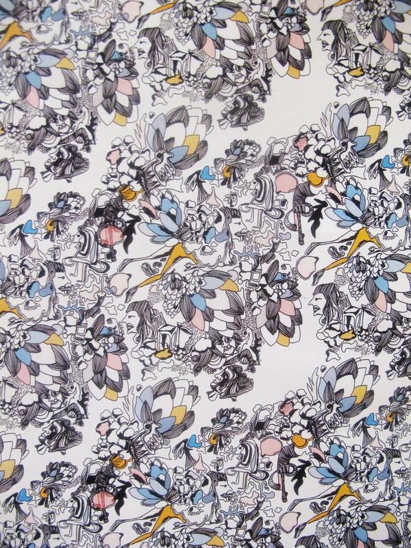 Pattern by Ida