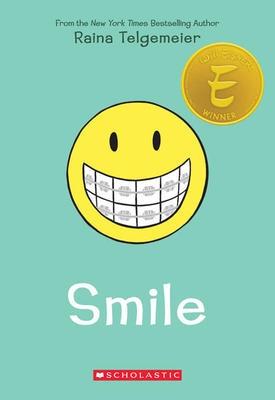 Smile - Raina Telgemeier