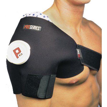 ProSeries Shoulder Ice Pack System, Black