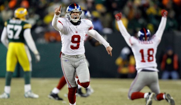 2007 Flashback: Q&A with kicker Lawrence Tynes