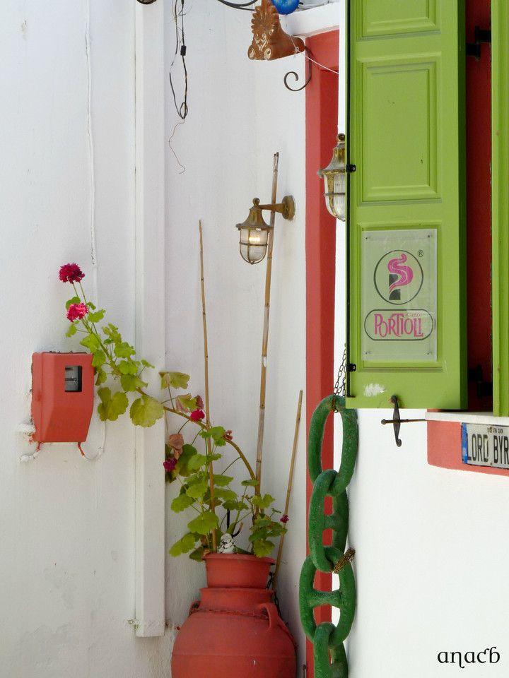 Chora, Ios, Greece