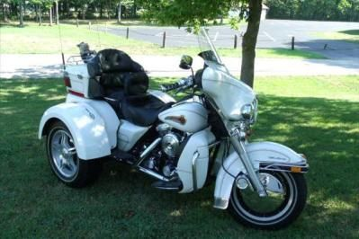 Automatic Harley Trikes for Sale | 1998 Harley-Davidson Trike For Sale