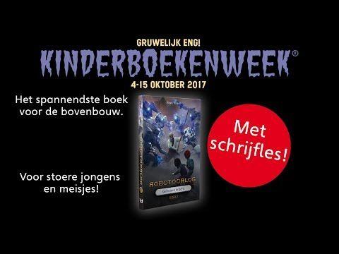 Kinderboekenweek 2017: Gruwelijk eng!   Rian Visser
