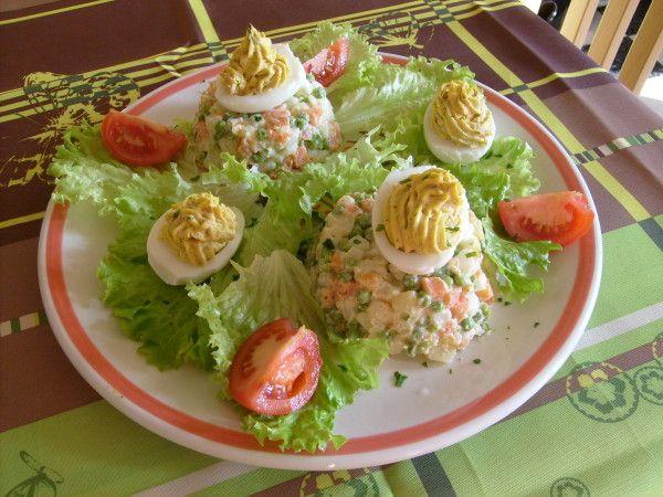 10 best ideas about oeuf mayonnaise on pinterest mayonnaise sans moutarde mayonnaise maison - Faire la mayonnaise ...