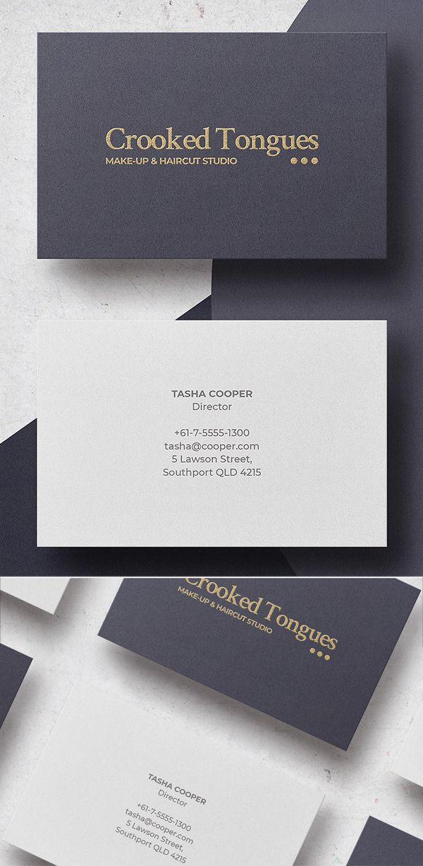 Professional Business Card Templates 30 Print Design