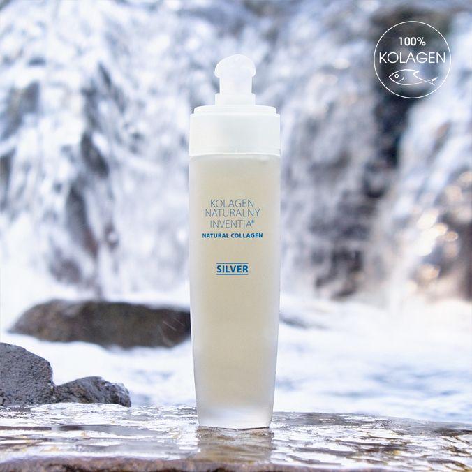 Natural Silver Collagen 100 - naturalne zabiegi pielęgnacyjne dla Twojego ciała : masaże, usuwanie zmarszczek i rozstępów. Zobacz więcej na: http://sklep.tajnikiurody.pl/pielegnacja_ciala/silver_100ml.html