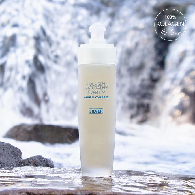 Kolagen SILVER 100ml. 100% naturalnego kolagenu dla Twojego zdrowia i urody. Zobacz więcej na: http://sklep.icolway.eu/pl/15-silver-50ml.html