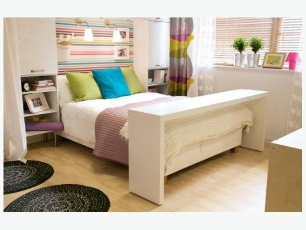 Bed Table On Wheels